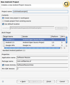 Android Series: Custom ListView items and adapters | Software Passion